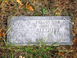 Infant Aleshire