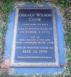 Gerald Wilson Cook