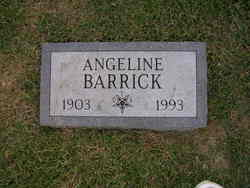 Angeline W Barrick