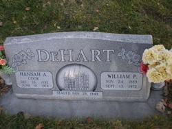 Hannah Ann <i>Cook</i> Dehart