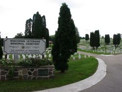 Wisconsin Veterans Memorial Cemetery