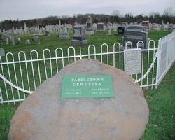 Paddletown Cemetery