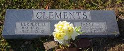 Herbert Davis Clements