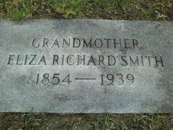 Eliza Ann <i>Richard</i> Smith
