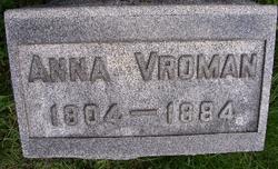 Anna <i>Vrooman</i> Bowen