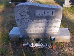 Doris J <i>Merrihew</i> Hoyt