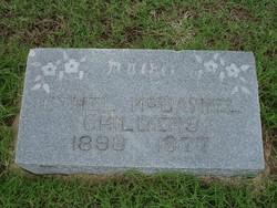 Ethel <i>McDaniel</i> Childers