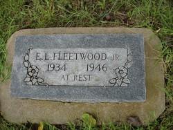 Elihue L. Fleetwood, Jr