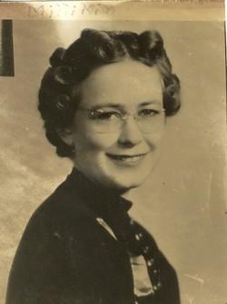 Virginia Smith <i>Gebhart</i> Valentine