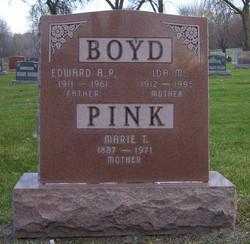 Edward A. P. Boyd
