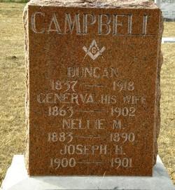 Generva <i>Felkner</i> Campbell