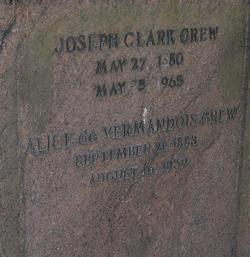 Joseph Clark Grew