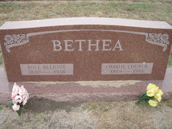 Charlie Council Bethea