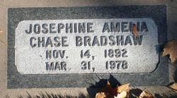Josephine Amelia <i>Chase</i> Bradshaw