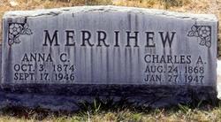 Charles Albert Merrihew