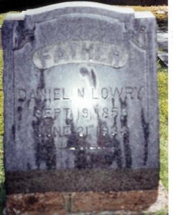 Daniel N. Lowry