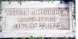 Nathan Jones Merrihew