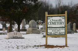 Ortonville Cemetery