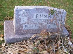 Evelyn Agnes <i>McClain</i> Bunn