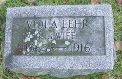 Viola <i>Lehr</i> Backer