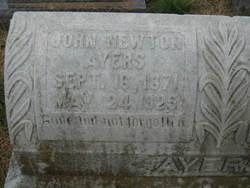John Newton Ayers