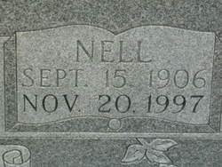 Nell <i>McKnight</i> Ayers