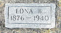 Edna Beatrix <i>Faubion</i> Fox