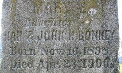 Mary E. Bonney