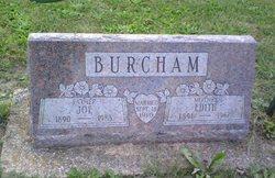 Edith Marie <i>Van Sickle</i> Burcham