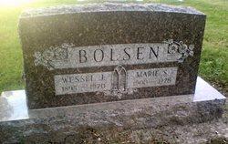 Marie S <i>Alexander</i> Bolsen