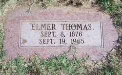 Elmer Thomas