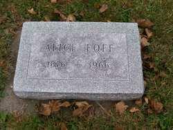 Alice Eoff