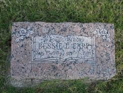 Bessie L. Earp