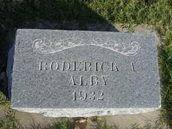 Roderick A. Alby