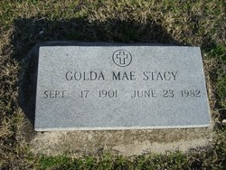 Golda Mae Stacy