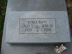 Eunice B <i>Wheeler</i> Batty
