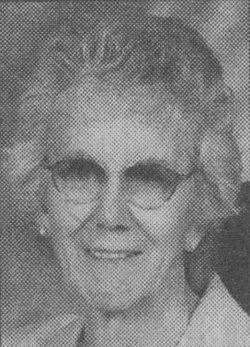 June Antrese <i>Marshall</i> Bowen