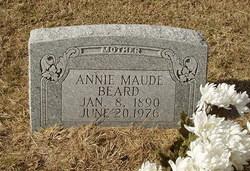 Annie Maude <i>Bryan</i> Beard