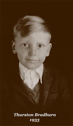 Thurston Carson Bradburn