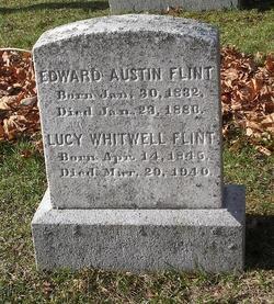 Lucy <i>Whitwell</i> Flint
