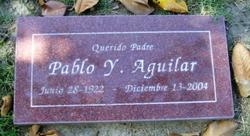 Pablo Y. Aguilar