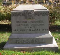 Millie B. <i>Avery</i> Cheswell
