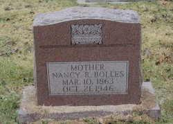 Nancy R. <i>scales</i> Bolles