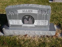 Luris Porter Allen