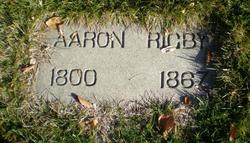 Aaron Rigby