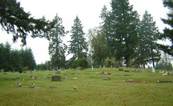Creswell Pioneer Cemetery