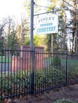 Finley Pioneer Cemetery