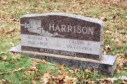 Calvin A. Harrison