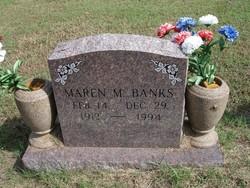 Maren M. Banks