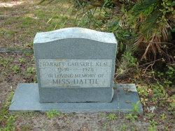 Harriet Miss Hattie <i>Gaitskill</i> Neal